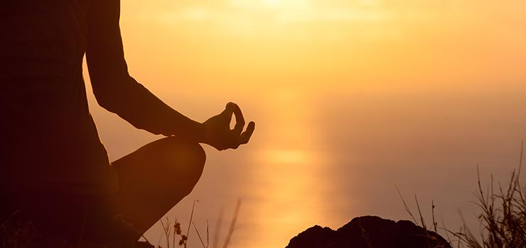 Stressa ned och återfå balans